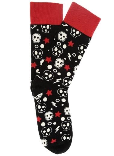 Pixter&Bro Soket Çorap Siyah